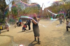Barcelona - Bubbles